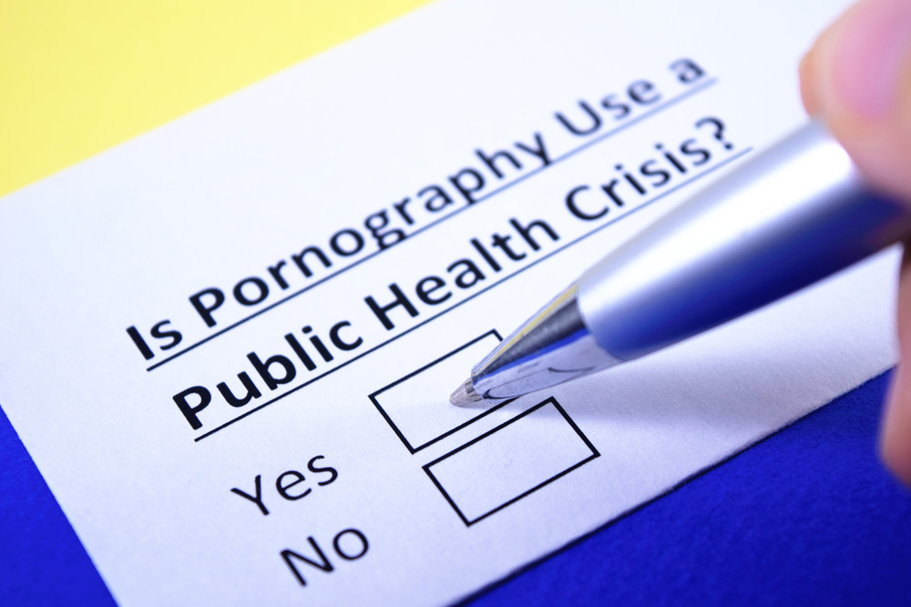 Is Pornography Use a Public Health Crisis?